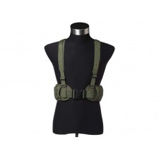 Tactical girdle military fans to wear more than wearing belt