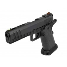 AW HX2003 Split BK Slide Gas Blow Back Airsoft Pistol