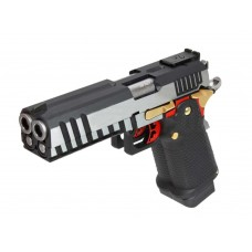 AW HX2101 Split Slide Gas Blow Back Airsoft Pistol