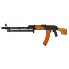 Airsoft Rifle Gun AEG CM052 PRK74 Metal Body Wooden Stock