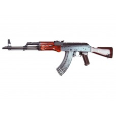 Airsoft Rifle Gun AEG AKM E&L-A101 Full Metal Wooden Stock