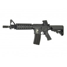 Airsoft Machine Rifle AEG M4 PWS CQR-R Full Metal