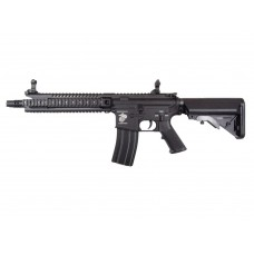Airsoft Machine Rifle AEG M4 PWS MK110 CBQ Full Metal Gearbox