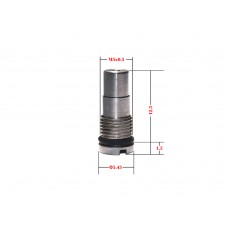 Airsoft accessory part Inlet Valve #PPS-PT-07-B
