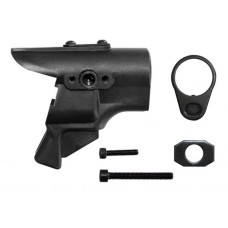 Airsoft M4 stock/other compatible stock adapter for M870 series