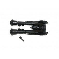 SHS Metal Bipod Short Type CNC Machined Black