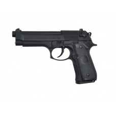 Airsoft Pistol M92FS Gas Blow Back (GBB)