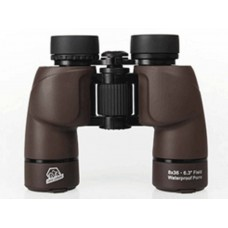 Canis Latrans 8x36 Binoculars BROWN