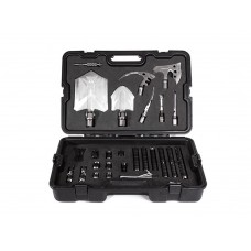 Free Soldier Outdoor Toolbox Spade Multi - Function Combination Tool Set Spade Camping Vehicle Tool Equipments