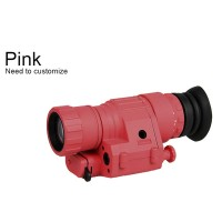 Canis Latrans PVS-14 night vision Pink/Tan Optional