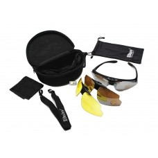 Canis Latrans protective glasses Parameter