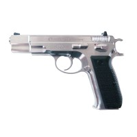 KJW CZ-75 Full CNC Stainless Gas Blowback Custom Limited Edition