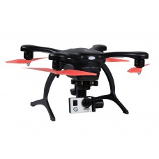 Ehang GHOSTDRONE 2.0 Aerial Black/Orange iOS/Android Compatible