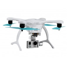 Ehang GHOSTDRONE 2.0 Aerial White/Blue iOS/Android Compatible