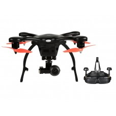 Ehang GHOSTDRONE 2.0 VR iOS/Android Compatible Black/Orange