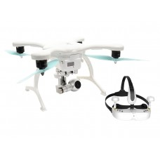 Ehang GHOSTDRONE 2.0 VR iOS/Android Compatible White/Blue