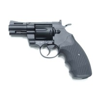 KWC Model 357 6mm CO2 Revolver 2.5 inch