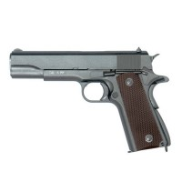 KCB-76AHN M1911 Full Metal 4.5mm Co2 Blow Back Pistol