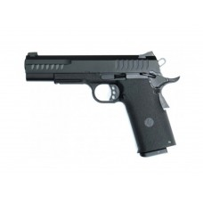 KJ Works KP-08 Dual Metal Slide with Gas/CO2 Airsoft Pistol