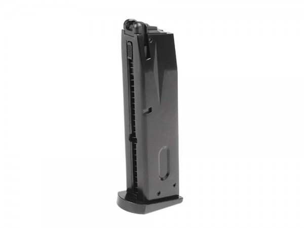 Airsoft M9A1 22rd Gas Magazine by KJ Works