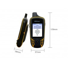Colorful K20S handheld GPS latitude and longitude locator satellite navigation device