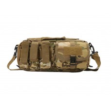Multi - functional military fan movement tactical oblique bag