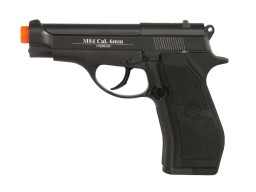 WG Full Metal M84 6mm Non Blowback CO2 Pistol Airsoft Gun BK