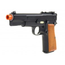 WE-Tech Browning 420 FPS-390 Blowback Green Gas Airsoft Pistol