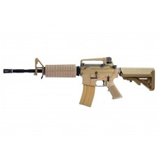 WE M4A1 TAN Open Bolt 6mm Co2 Blow Back Airsoft Rifles