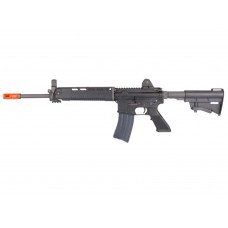WE Open Bolt Full Metal M4 T91 Carbine Airsoft Co2 Blowback GBB