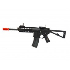 WE PDW 10 Inch Open Bolt 6mm Co2 Blow Back Airsoft Rifles