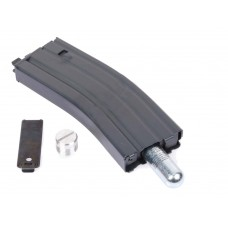 WE M-T91 Co2 Open Bolt 6mm Blow Back Airsoft Magazine