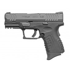 WE XDM 3.8 COMPACT BK 6mm Gas Blow Back Airsoft Pistol