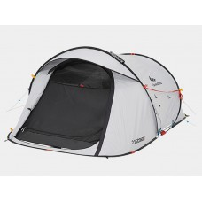 Decathlon flagship store official automatic tent outdoor 2-3 people double shade sunscreen