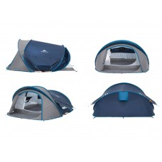 DECATHLON 2 Seconds XL Air 2/3 Person Camping Tent