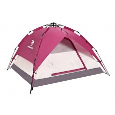 CAMEL Tent Outdoor 3-4 People Automatic Wild Camping Double Tents A7S3H8110