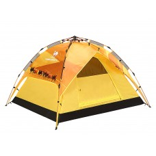 CAMEL Pull Rope Automatic Quickly Open Outdoor Tent ,Sun block and Rainproof Camping Tent for Four Seasons