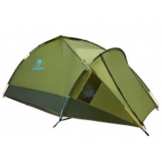 CAMEL Outdoor Tent 3-4 Persons camping double layer tent rainproof and sun block A6S3C5108
