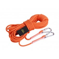 12MM Outdoor climbing safety rope rock climbing lifesaving rope emergency rope survival tools